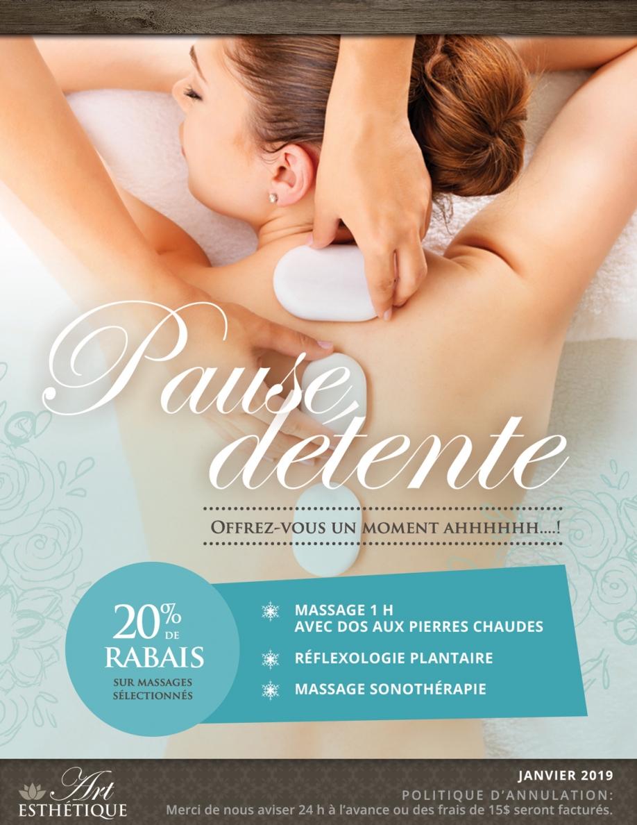 massage St-Jérome